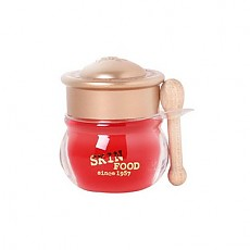 [Skinfood]蜜糖罐潤唇膏01號草莓果醬 6.5g