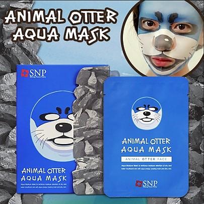 [SNP]動物海豹超級補水面膜1片