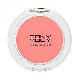 [Tonymoly]水晶腮紅修容粉#3 迷人桃紅 6g