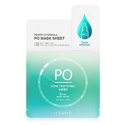 [It's Skin]Power 10 formula PO Mask sheet1片 2ml+20ml
