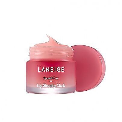 [Laneige]草莓果凍睡眠唇膜 20g