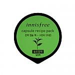 [Innisfree] Capsule recipe pack #green tea 10ml