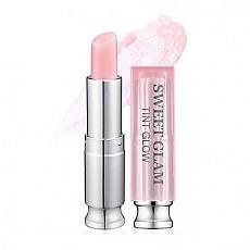 [SecretKey]秘密之吻甜美光彩潤唇膏-嬰兒粉3.5g