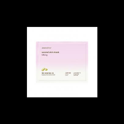 [Innisfree]親膚透潤面膜 22ml提拉1片
