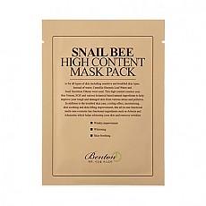 [Benton]蝸牛蜂蜜高能量面膜1片20g(貼片式)