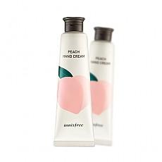 [Innisfree]香氛護手霜(粉撲撲的蜜桃)30ml
