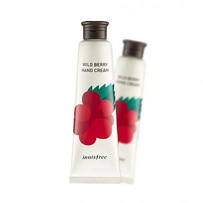 [Innisfree]香氛護手霜(硝果累累的漿果)30ml