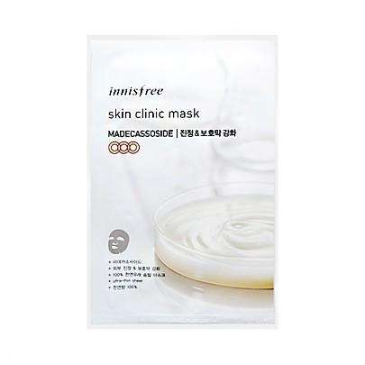 [Innisfree]親膚透潤面膜貼(羥基積雪草苷)鎮定/強化保濕