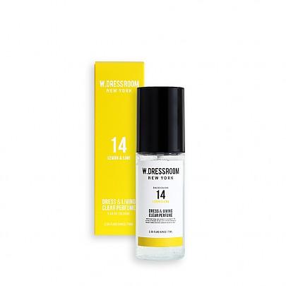 [W.DRESSROOM]纖維香水 No.14 檸檬 & 酸橙 70ml
