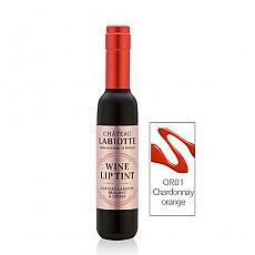 [LABIOTTE]蘭歐媞紅酒染唇液 TINT OR01 亮橙色 7g