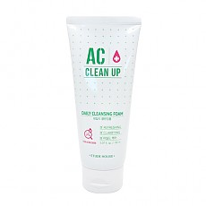 [Etude house] AC Clean up Daily Cleansing Foam (150ml)