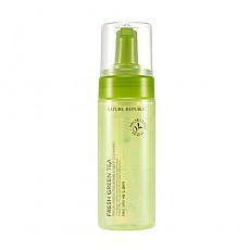 [Nature Republic] Fresh Green Tea Bubble Deep Cleanser (150ml)