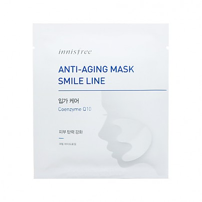 [Innisfree] Anti-aging Mask (Smile Line)