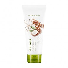 [Nature Republic] Real Nature Argan Foam Cleanser 150ml