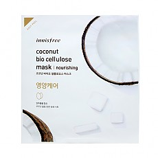[Innisfree] Coconut Jelly Mask 22ml #Nourishing