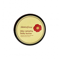 [Innisfree] Jeju Camellia Body Butter 150ml