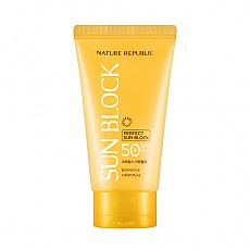 [Nature Republic] Provence Calendula Perfect Sun Block SPF50+ PA+++ 150ml