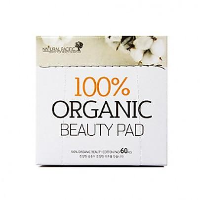 [Natural Pacific]有機農化妝棉