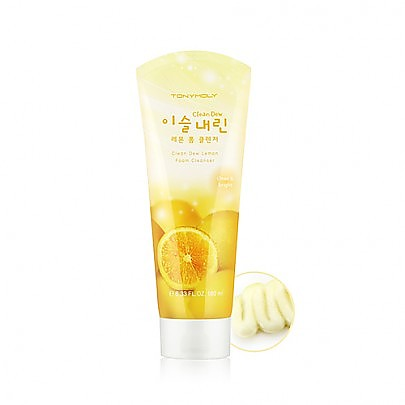 [ Tonymoly]純植物水果洗面奶-檸檬180ml