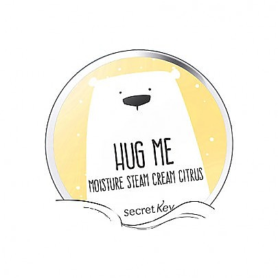 [SecretKey] Hug Me Moisture Steam Cream_Citrus擁抱我保濕霜汽