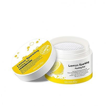 [SecretKey] 檸檬波光粼粼的剝離墊