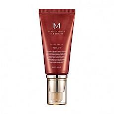[Missha]M完美紅色BB霜 21號亮白色 50ml