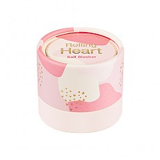 [Missha] Rolling Heart Ball Blusher #02 (Pink Peach Ball)