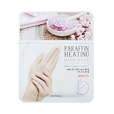 [Missha] Paraffin Heating Hand Mask