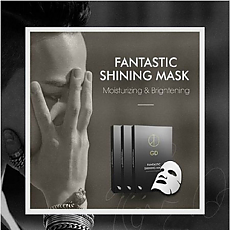 [Moonshot] Fantastic Shining Mask 5ea