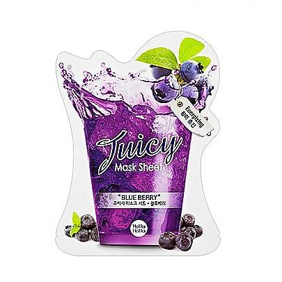 [HolikaHolika] 天然果樣精粹面膜 #藍莓