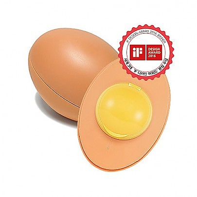 [HolikaHolika] 光滑雞蛋肌膚洗面奶