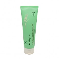 [Innisfree] Green Barely Gommage Peeling Mask 120ml