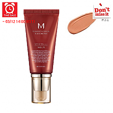 [Missha] *Time Deal*  M Perfect Covering BB Cream SPF42 PA+++ #31 (Golden Beige) 50ml