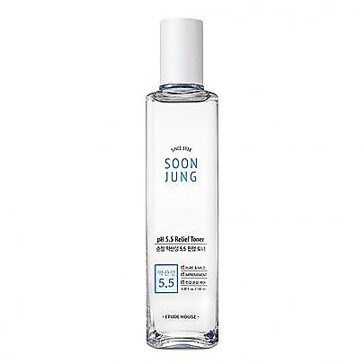 [Etude house] SoonJung PH 5.5 Relief 爽膚水 180ml