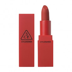 [3CE] Red Recipe Matte Lip Color #213