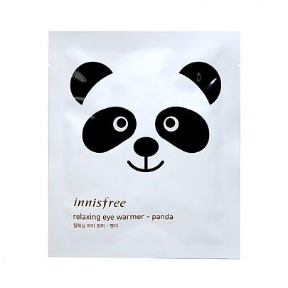 [Innisfree] 眼暖面膜 #Panda