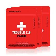 [Nakeup Face] Trouble 119 Patch (24ea)