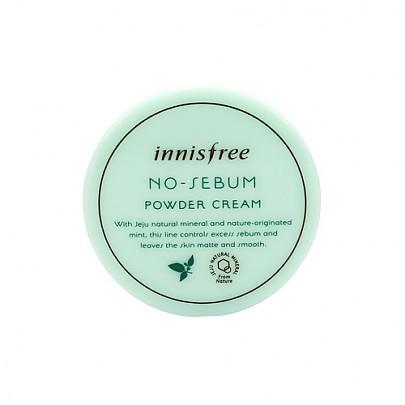 [Innisfree] 控油粉面霜 25ml