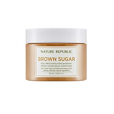 [Nature Republic] Real Fresh Brown Sugar Mask