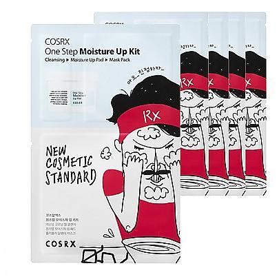 [COSRX] One Step Moisture Up kit (10ea)