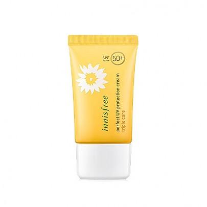 [Innisfree]UV長效防嗮霜(三重防護性)SPF50+ PA+++