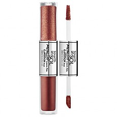 [Touch in SOL] Metallist Liquid Foil Lipstick Duo #4 (Zaza)