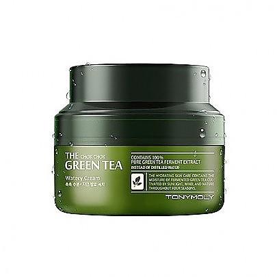 [Tonymoly]多酵潤綠茶保濕面霜