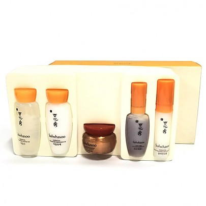 [Sulwhasoo] 滋陰 Kit (5 Items)