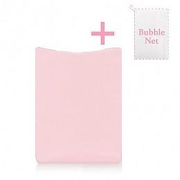 [Natural Pacific] 粉紅平靜香皂 +泡沫網