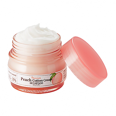 [Skinfood] Premium Peach Cotton Cream