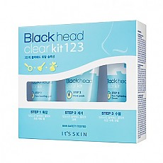 [It's Skin] black head Clear Kit 123