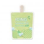 [A'PIEU] Icing Sweet Bar Sheet Mask #Melon