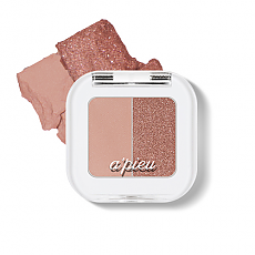 [A'PIEU] Mineral Mono Shadow(Dual) #8 CRANBERRY MIX