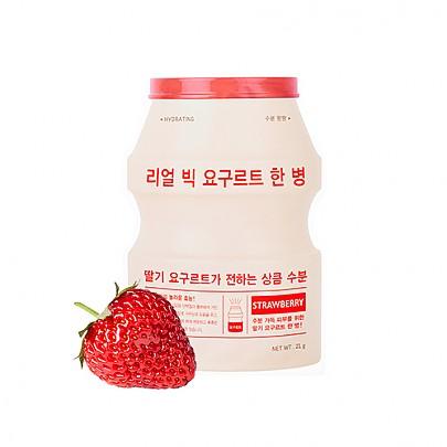 [A'PIEU] 酸奶面膜 #草莓
